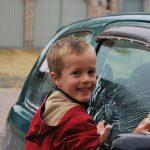 虚弱専業主婦でもできる洗車方法を考える